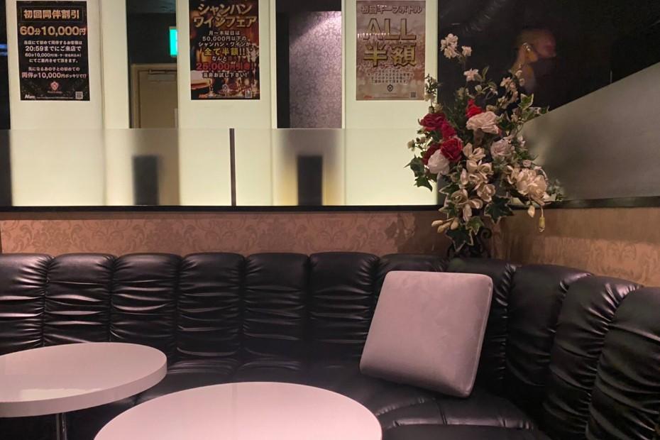 ウエストラウンジ (West Lounge)内装画像
